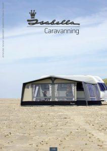 Isabella Caravan Awning Range 2019
